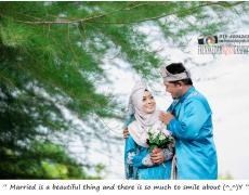 Tirmizi & Rabiah | Wedding Photographer Utara