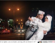 Amri & Ayu | Jurufoto Perkahwinan Utara