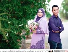 Nazrul & Waheda | Jurugambar Perkahwinan Utara