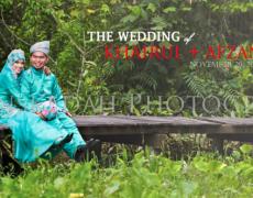 Custom Album | Jurugambar Perkahwinan Penang