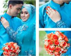 Wedding Asmady & Hidayah | Jurugambar Perkahwinan Pulau Pinang