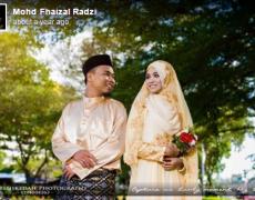 Resepsi Amirul & Dila | Jurugambar Perkahwinan Alor Setar, Kedah