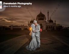 Wedding Afif & Lina | Jurugambar Perkahwinan Jitra, Kedah