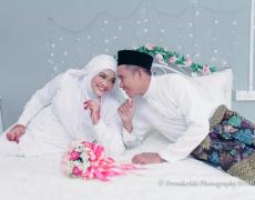 Akad nikah Tarmizi & Azalina | Wedding Photographer Perlis