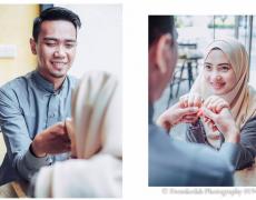 Post Wedding Hanif & Amalina | Jurugambar perkahwinan Kedah dan Perlis