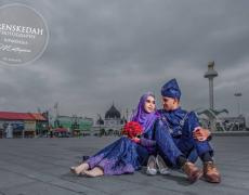 Wedding Faizal & Zuraidah | Jurufoto perkahwinan Kedah dan Perlis