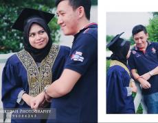 Jurufoto konvokesyen Kedah | Outdoor konvo uitm merbok Kedah