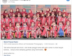 Jurugambar konvo Tadika Kedah Perlis