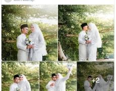 Jurugambar Perkahwinan Murah Kedah perlis